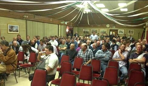 farmers at frome meeting 9.14