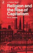 religion rise of capitalism tawney cover